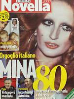 Novella 2020 13.Mina,Presley Gerber,Pupo,Ariana Grande,Samantha De Grenet