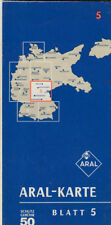 antico Aral Cartina geografica - Mappa 5 (aral181)