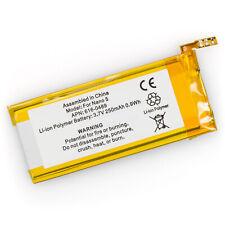 Battery for Apple iPod Nano 5th gen 5G 8gb 616-0406 616-0467 P11G73-01-S01 A1320
