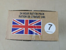 Menue #07 GB ARMY 24 Hour Combat Ration MRE EPA SURVIVAL Notration Verpflegung