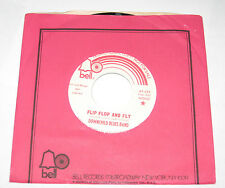 "Downchild Blues Band 7"" 45 DJ PROMO HEAR BLUES ROCK Flip Flop and Fly BELL 1974"