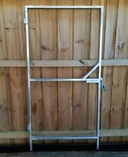 1.8m x 900mm Galvanized Steel Gate Frames (Can be custom made)