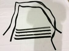 81 82 83 85 86 87 pickup door window weatherstrip run also Chevy blazer suburban