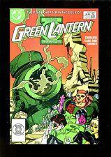 GREEN LANTERN 224 (9.2) FINAL ISSUE DC   (b013)