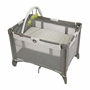 Cuna Corral Para Bebés Compacto Plegable Portátil Práctico Graco Pack 'N Play