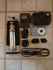 Olympus FE FE-280 8.0MP Digital Camera - Blue