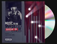 Eminem CD Music To Be Murdered By Exclusive Cover, Side B Deluxe Edition, 2 Disc