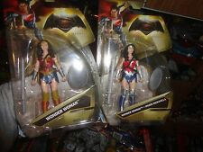 WONDER WOMAN BOTH SILVER AND GOLD VARIANTS , DAWN OF JUSTICE, UNOPENED