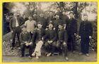 cpa Militaria France Carte Photo MILITAIRES SOLDATS du 5 ème Régiment