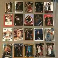 HUGE 20 Card Basketball Lot, Prizm, Select, Auto, #d, Rookies, Stars, More