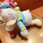 Disney Donald Duck Plush Doll Sleeping PASTEL STYLE Toy Gift