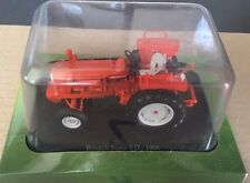 "DIE CAST TRACTOR "" RENAULT SUPER 6D - 1966 "" SCALE 1/43"