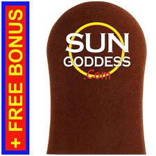 Best Sunless Tanning Application Mitt + Gloves + Sunless Self Tanning Lotion
