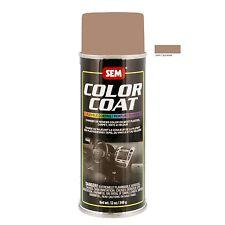 SEM Color Coat System 15093 LIGHT BUCKSKIN Aerosol Vinyl Spray Paint 12OZ Can