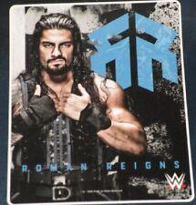 New LICENSED Roman Reigns Gift Fleece Throw Blanket WWE Wrestler Wrestling SOFT