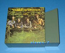 DEREK & THE DOMINOS en concert Promo Box for Japan Mini LP CD Cream Eric Clapton