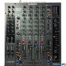 Allen & Heath XONE 92 Professional 6-channel DJ Club Mixer XONE92