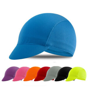 Men Women Cycling Cap Bike Riding Sports Caps Hat Bicycle Race SunHat SunCap
