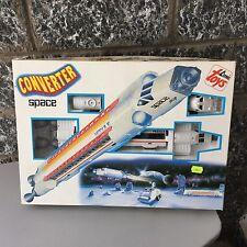 80s# VINTAGE LIMA TOYS STAR OPERATION CENTRE AIR SPACE EXPLORER#NIB