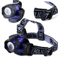 2000LM XM-L XML T6 LED Headlamp Headlight Flashlight Head Light Lamp Torch FLJB