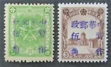 nystamps China Manchukuo Stamp Mint OG NH Unlisted 满洲国   L30y3164
