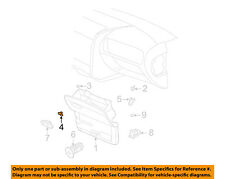 GM OEM Glove Box-Latch Handle 25803534