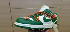 Nike Dunk Low Off-White Pine Green US 9.5