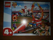 10767 Lego Toy Story 4 Duke caboom's Stunt muestran edad 120 Piezas Disney Pixar 4yr+