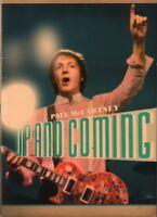 PAUL McCARTNEY 2010 VOL. 3 UP AND COMING TOUR CONCERT PROGRAM BOOK / EX 2 NMT