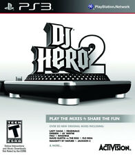 DJ Hero 2 (Game Only) PS3 New Playstation 3
