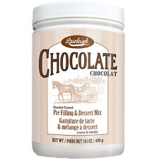 Rawleigh Chocolate Pie Filling and Dessert Mix: 16 oz