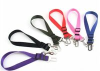 Pet Dog Seat Belt Puppy Car Seatbelt Harness Pet Lead Adjustable Safety Traction