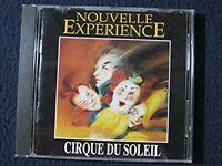 Nouvelle Experience - Cirque Du Soleil [Audio CD] Rene Dupere and Cirque Du So..