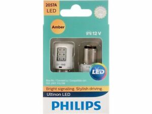 For 1991, 1993 Dodge W350 Parking Light Bulb Philips 81629GN Ultinon LED - Amber