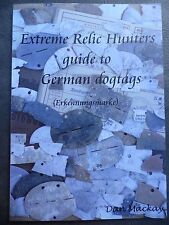 Understanding German dog tags book v2 DEALERS LOT 25 copies to sell on