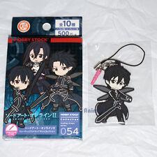 Sword Art Online mascot charm strap - Kirito ALO Ver.2 HOBBY STOCK *UK SELLER*