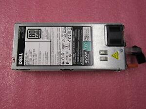 Dell PowerEdge 495W EPP PSU 13G 14G R630 R730 R640 R740 9338D 2FR04 TH1CT VKDD2