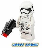 LEGO Minifigure Star Wars First Order StormTrooper - sw667 FREE POST