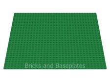 "LEGO GREEN BASEPLATE (Base Plate Board) 32x32 Pin 10 "" x 10 "" - BRAND NEW"