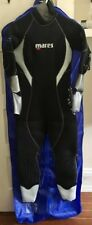 MARES Semi-Dry 6.5mm Women's Isotherm Wetsuit Size 8 (Used once!)