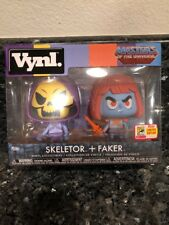 SDCC 2018 Sticker Funko Masters of the Universe - Skeletor & Faker 2-pack Hand