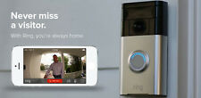 RING-HD Video Door Bell- Wi-Fi Doorbell-FREE DELIVERY IN AUSTRALIA-RINGHDSC