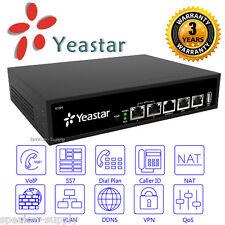 Yeastar TE200 PRI VoIP Gateway IP PBX 60 Concurrent Calls IP SIP Trunk Support