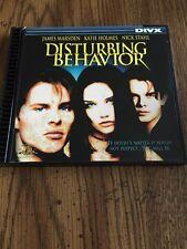 Disturbing Behavior Divx