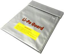 C0099 Rc Li-po Lipo Guard saco la carga de batería bolsa de almacenamiento de 29cm X 22cm