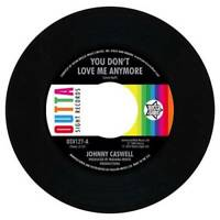 "JOHNNY CASWELL You Don't Love Me Anymore / I.O.U NEW NORTHERN SOUL 45 7"" VINYL"