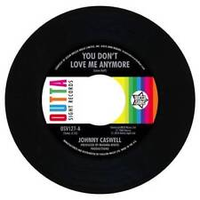 """JOHNNY CASWELL You Don't Love Me Anymore / I.O.U NEW NORTHERN SOUL 45 7"""" VINYL"""