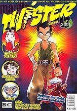 MANGA Twister n. 17 particolare Detective Conan, Alice 19th, Mister Zipangu, mar, Gash!