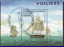 Benin 1996 - Schepen/Ships/Schiffe