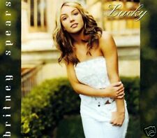 Britney Spears Lucky UNRELEASE & RARE MIX UK CD Single SEALED USA seller